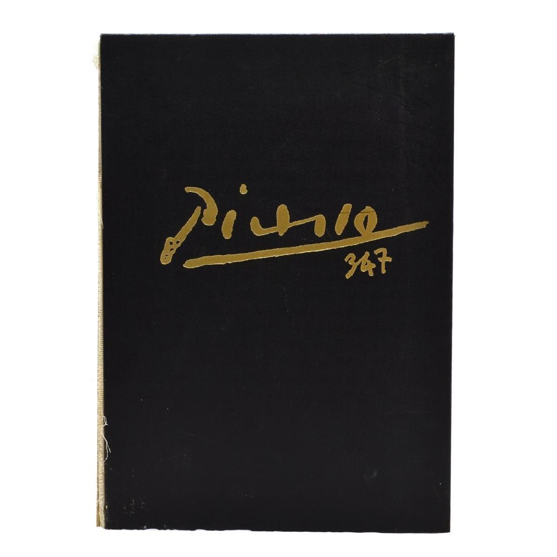 Very Original 2 Book Set Of Picasso Original Books 347