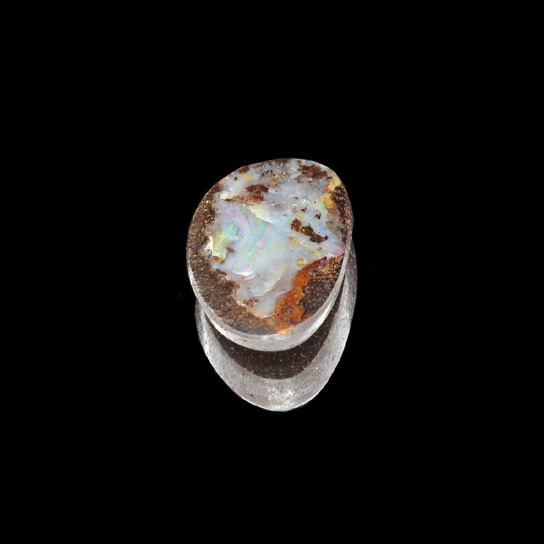 Gorgeous 19.00CT Rare Boulder Opal Gemstone