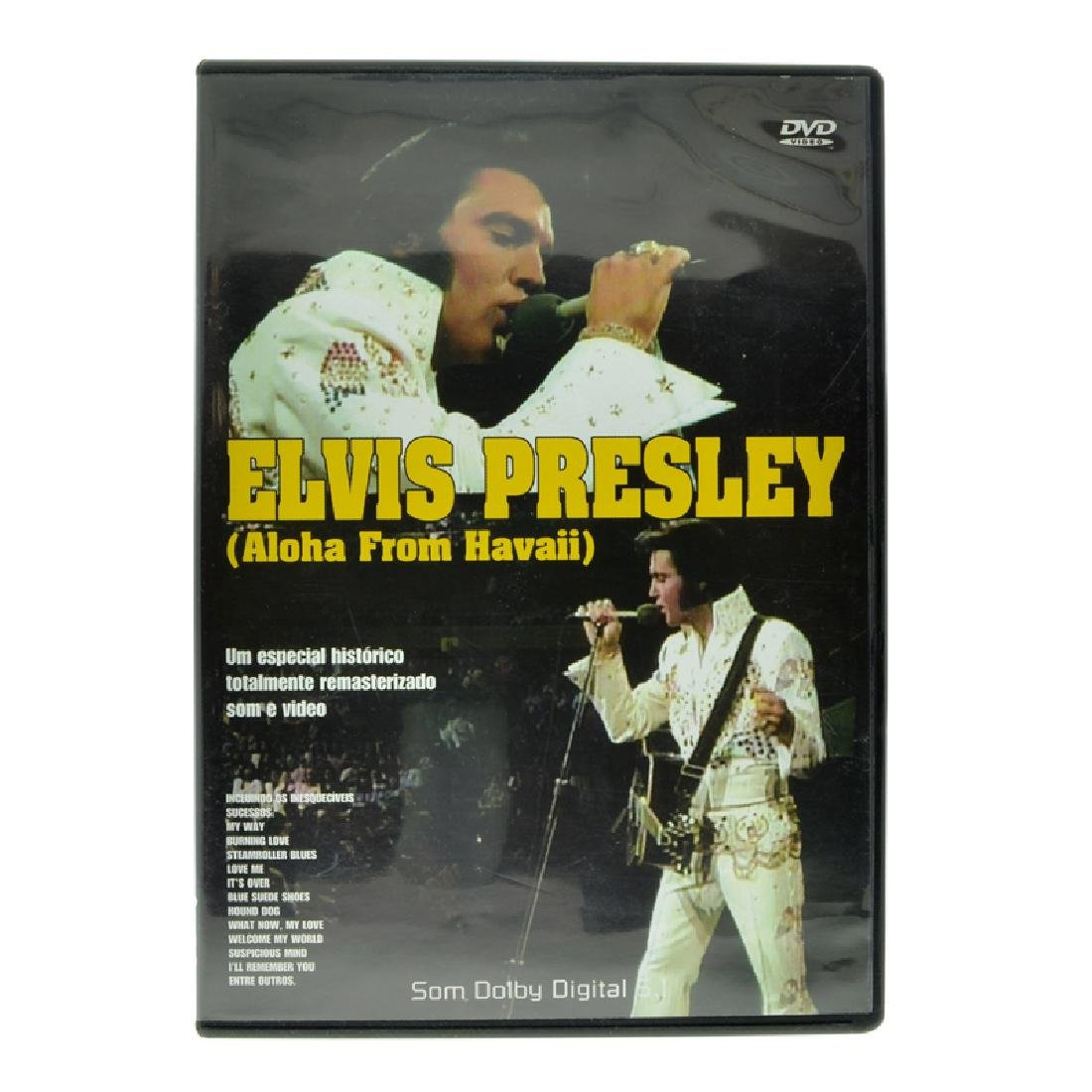 Elvis Presley Movie: Aloha From Hawaii