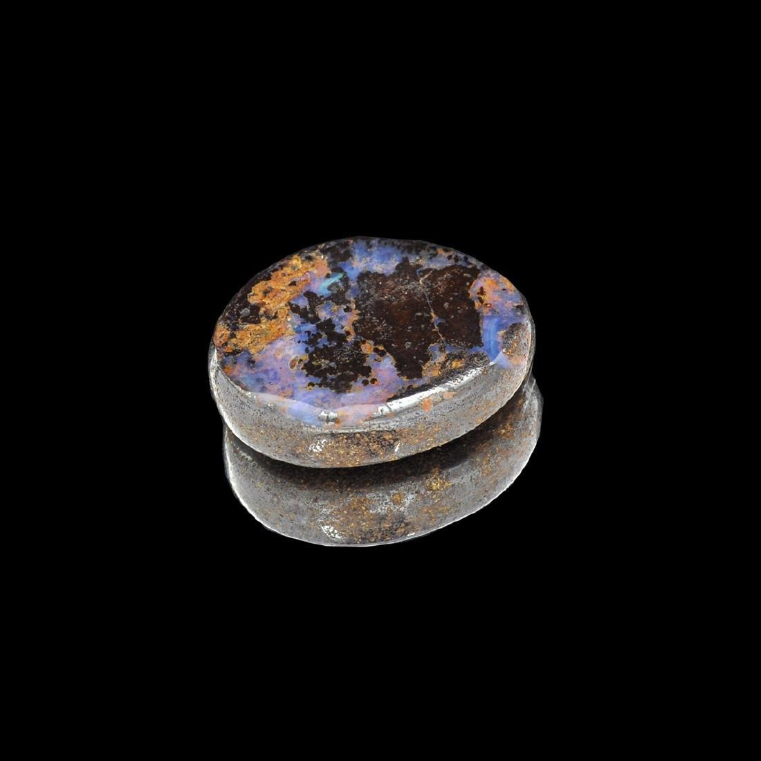 Gorgeous 27.15CT Rare Boulder Opal Gemstone