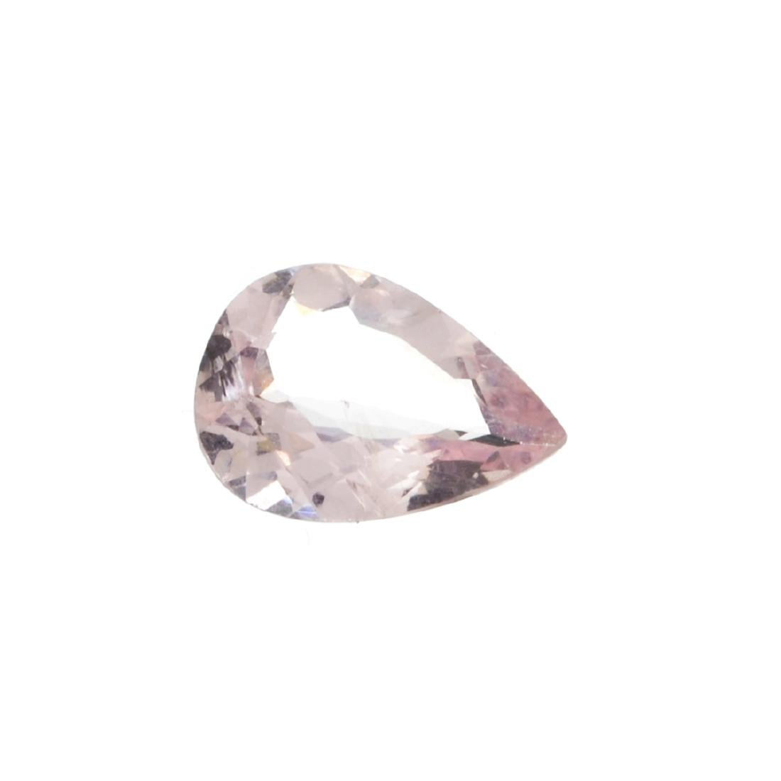High End Rare 3.35CT Morganite Stone