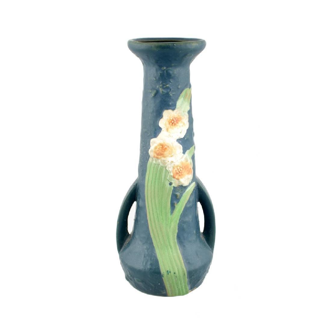 Roseville Primrose Bud Vase