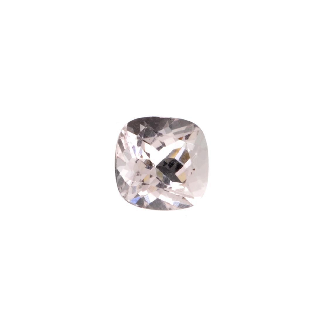 High End Rare 3.00CT Morganite Stone