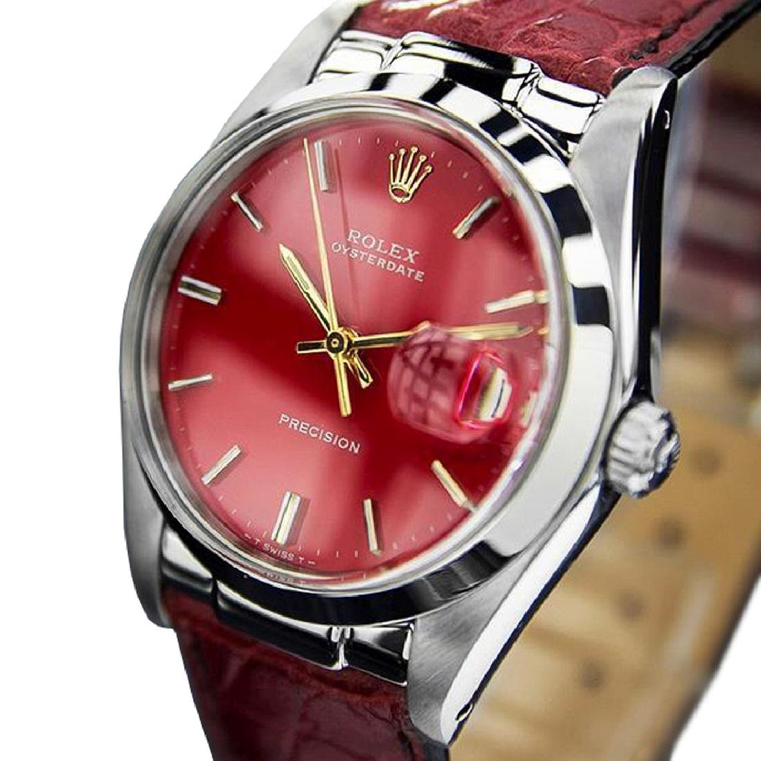 *Rolex 6694 Manual Swiss Made 1978 Vintage Stainless