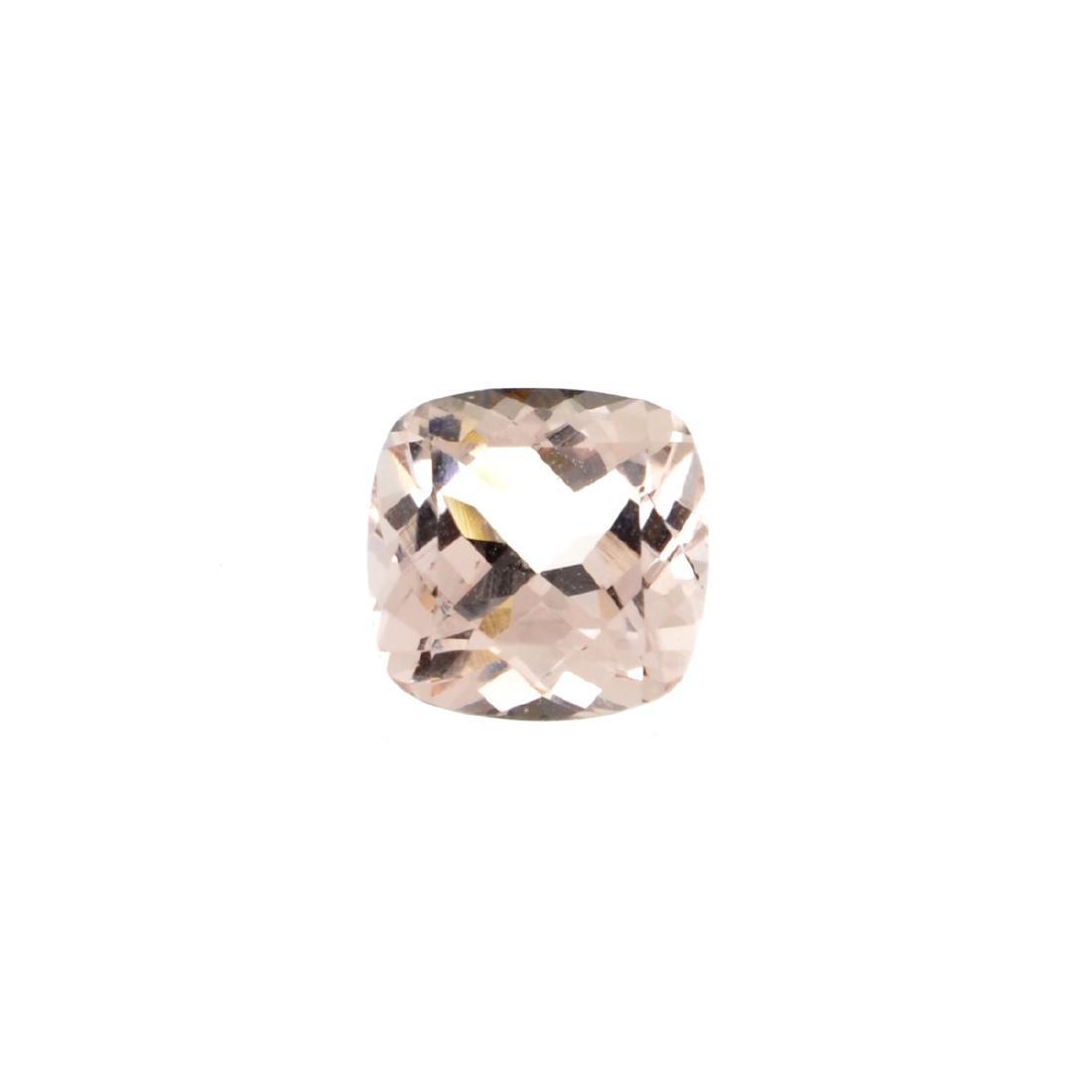 High End Rare 3.65CT Morganite Stone