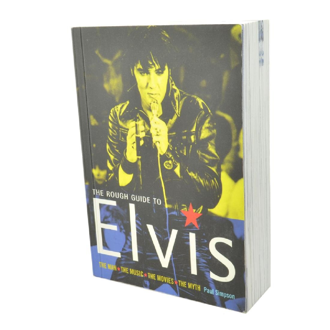 The Rough Guide To Elvis (Paperback)