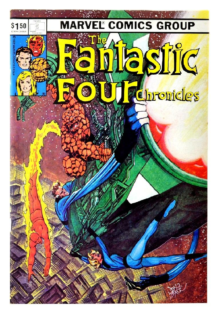 Fantastic Four Chronicles (1982) Issue 1