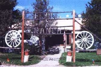 5305: GOV: WY LAND, Laramie Mountain Horse, Fish, Hunt,