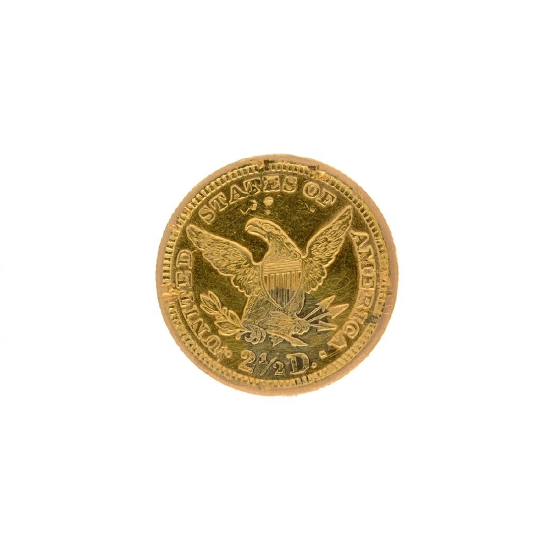 1903 $2.50 U.S. Liberty Head Gold Coin - 2