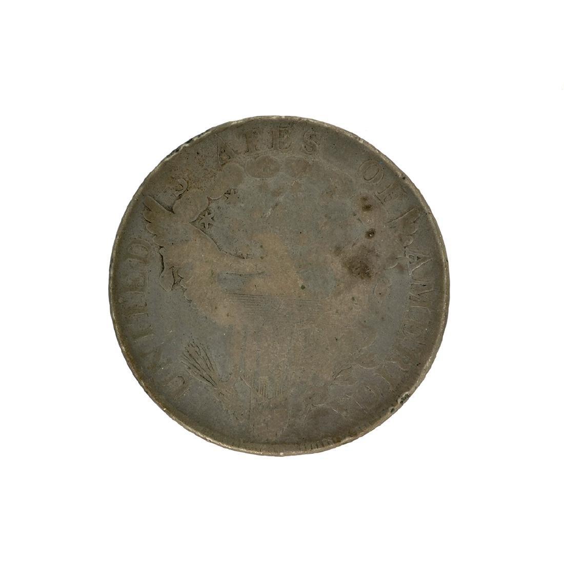1799 Draped Bust Dollar Coin - 2