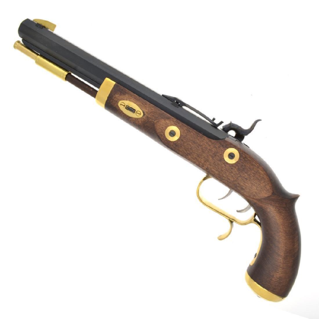 .50 Cal Blued Barrel Trapper Pistol (No Gun Sales To: - 2
