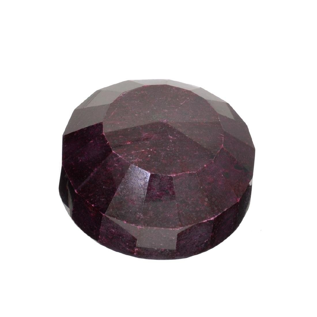 APP: 6.3k 1,578.50CT Round Cut Ruby Gemstone