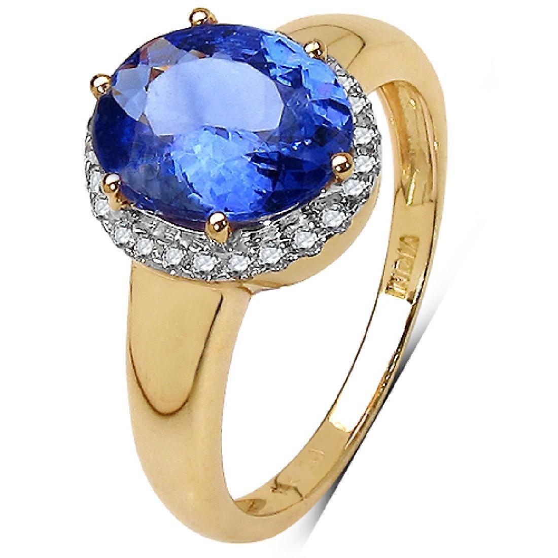 APP: 5k *Fine Jewelry 14 kt. White/Yellow Gold, 2.60CT - 2