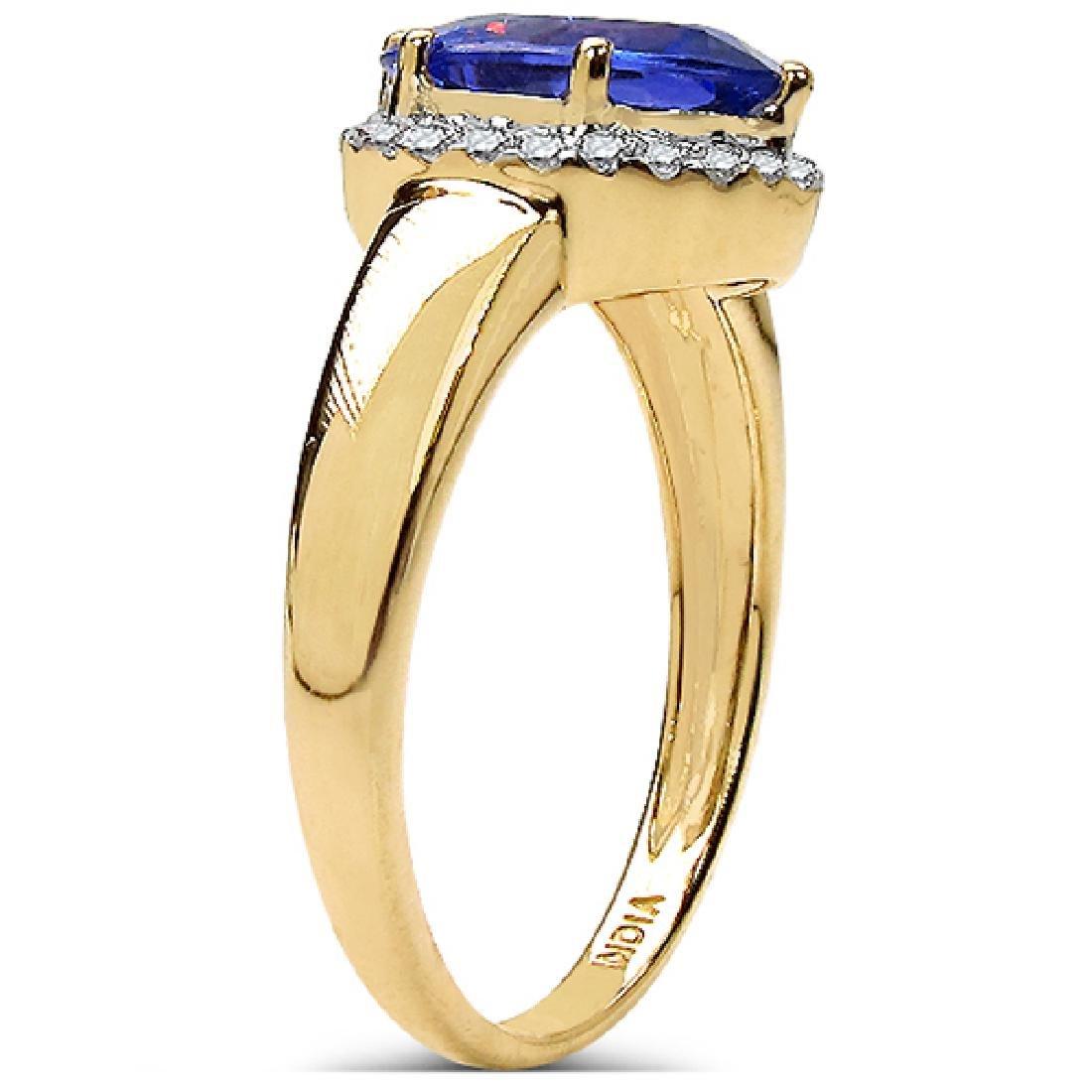 APP: 5k *Fine Jewelry 14 kt. White/Yellow Gold, 2.60CT - 3