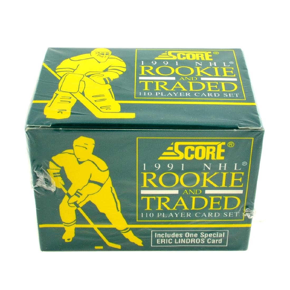 1991 Score Rookie & Traded NHL Card Set (Unopen)