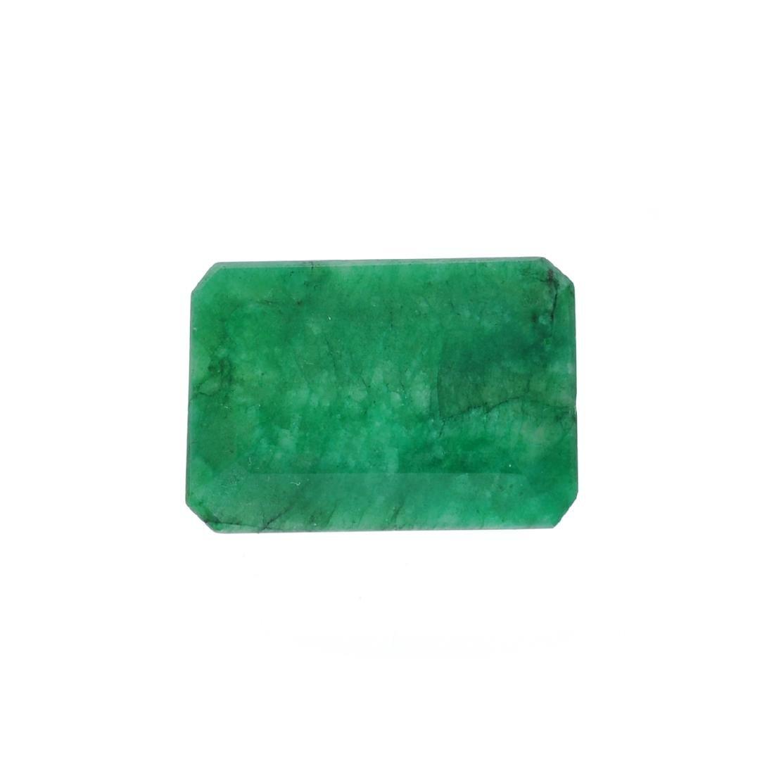 APP: 7.4k 109.95CT Emerald Cut Emerald Gemstone