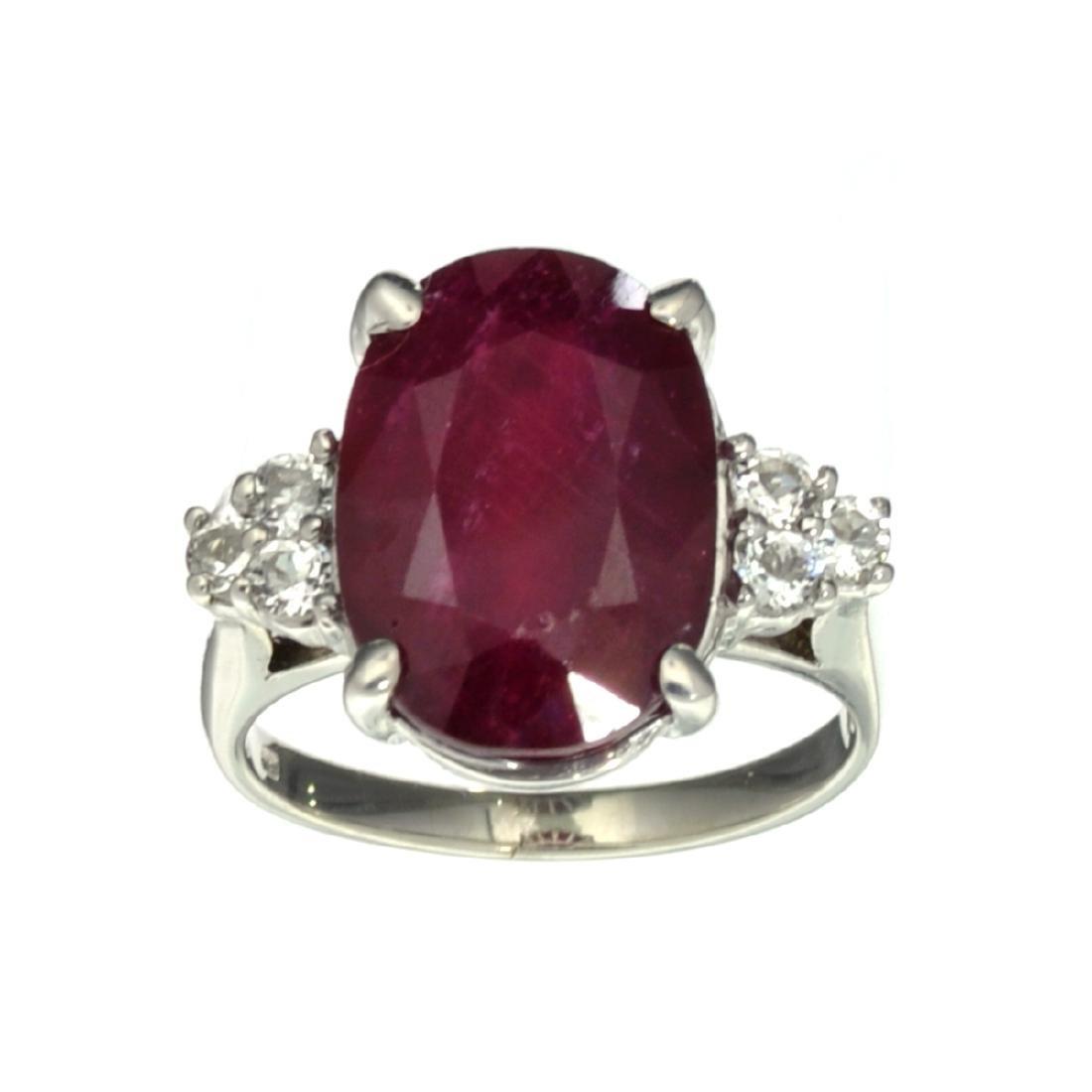 APP: 2k Fine Jewelry Designer Sebastian, 11.35CT Ruby