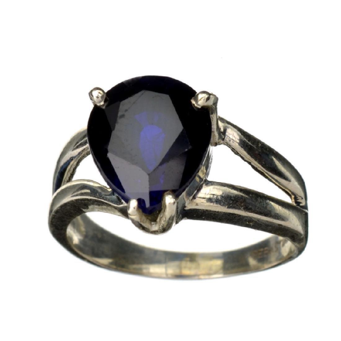 APP: 4.7k Fine Jewelry Designer Sebastian 4.74CT Pear