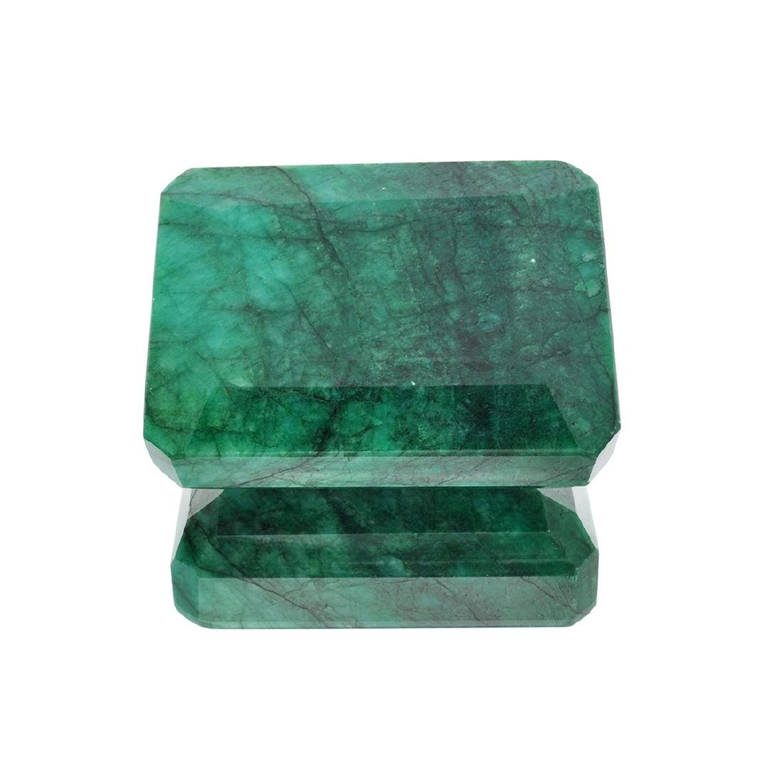 APP: 2.7k 1,089.60CT Rectangular Step Cut Green Beryl