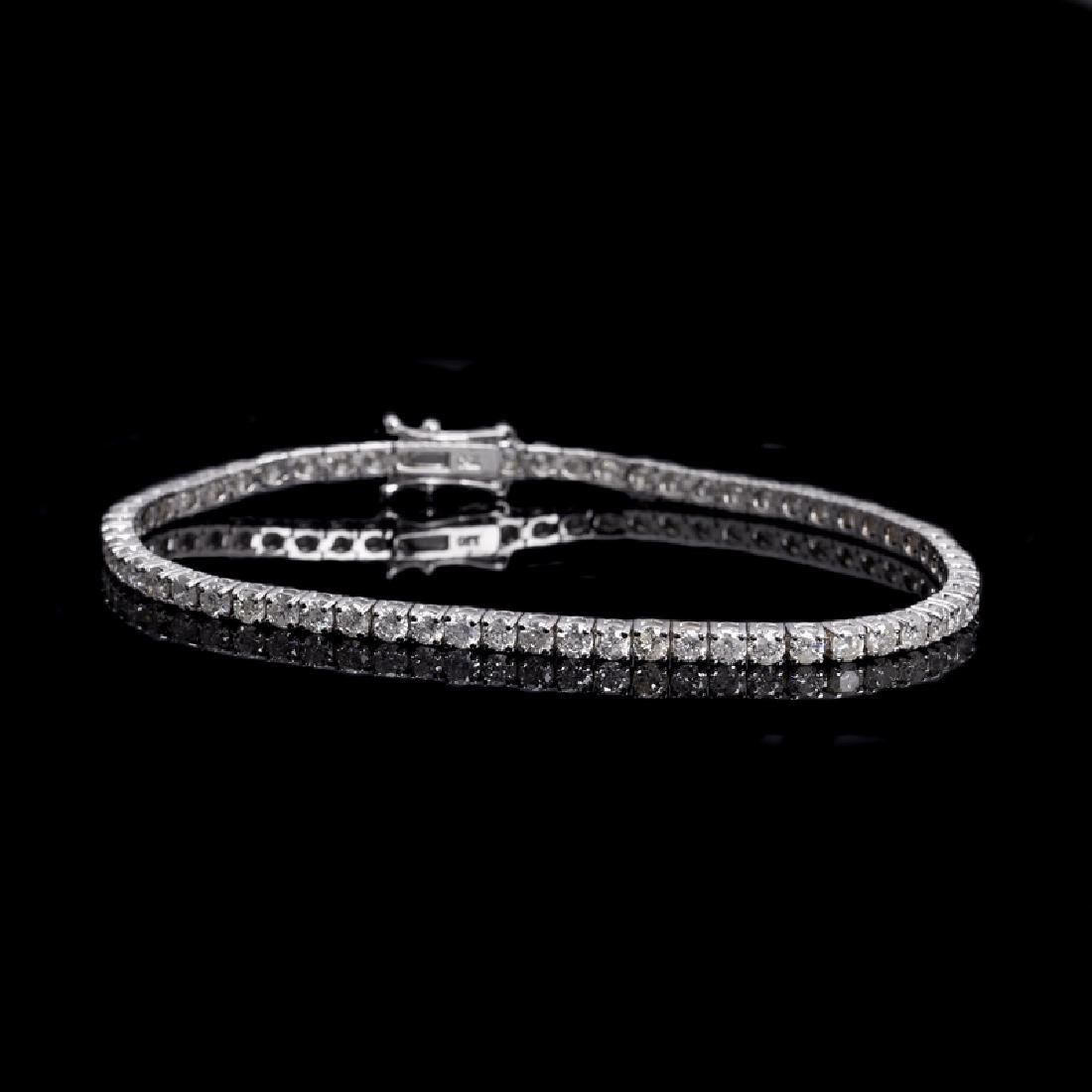 APP: 11.6k *Fine Jewelry 18 kt. White Gold, 5.03CT