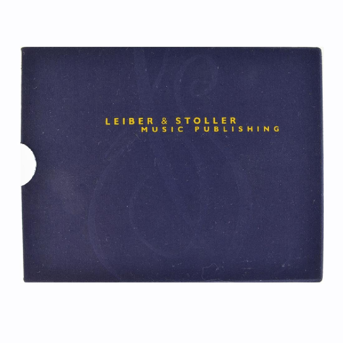 Leiber And Stoller Music Publishing, 6 CDs Box Set