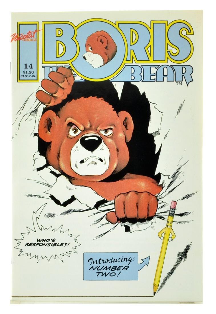 Boris the Bear (1986) Issue 14