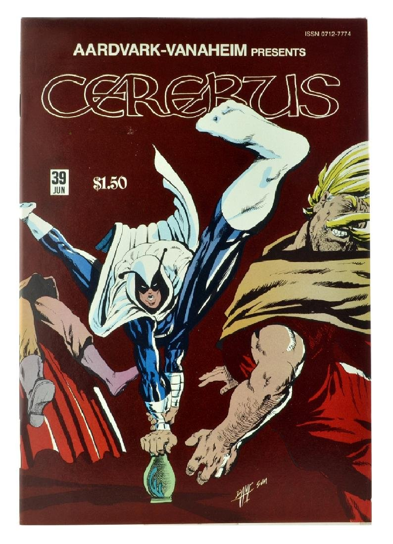 Cerebus (1977) Issue 39