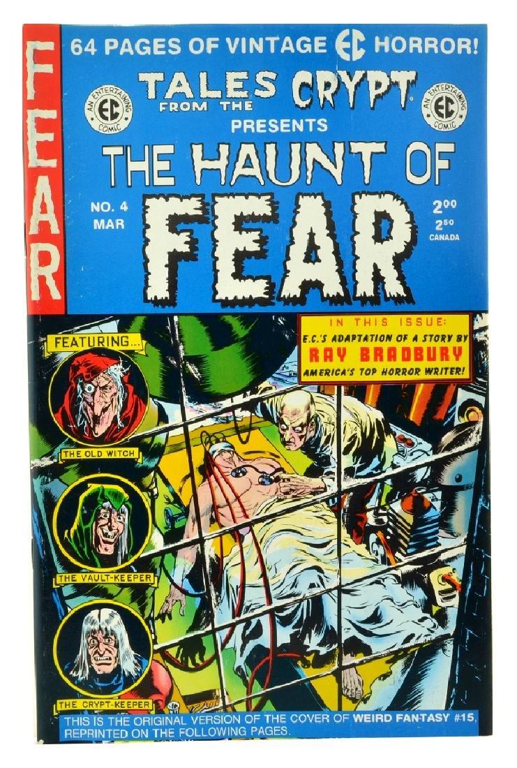 Haunt of Fear (1991 Russ Cochran/Gemstone) Issue 4
