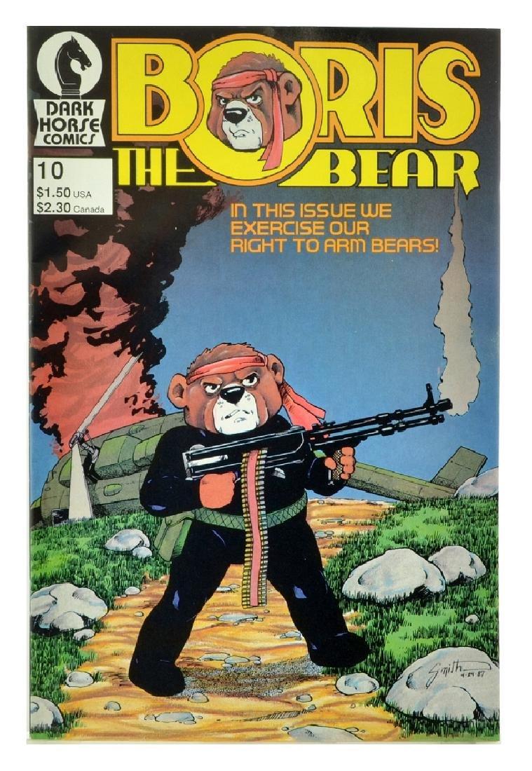 Boris the Bear (1986) Issue 10