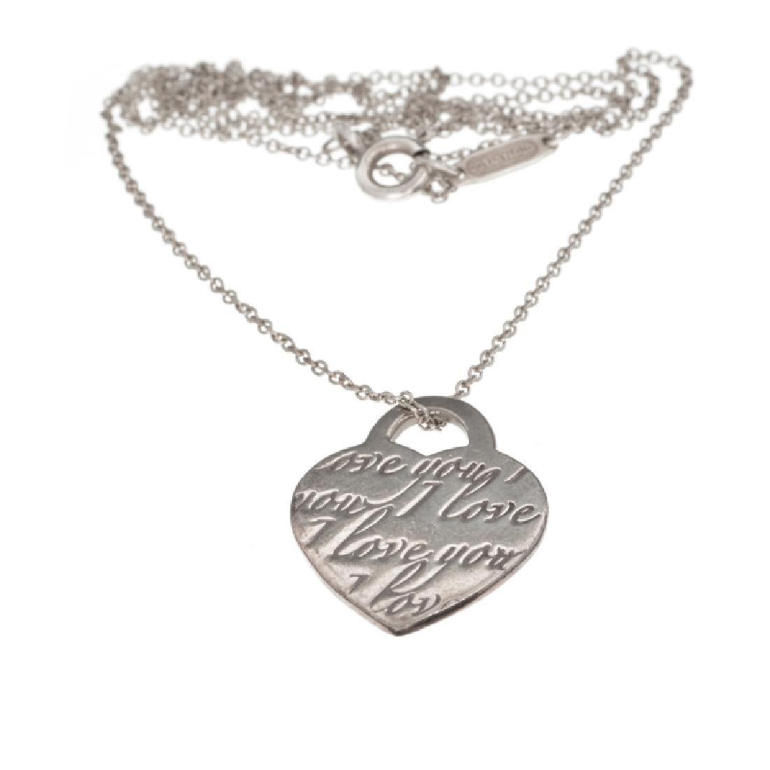 Fine Jewelry Rare Exquisite Tiffany & Co. Sterling