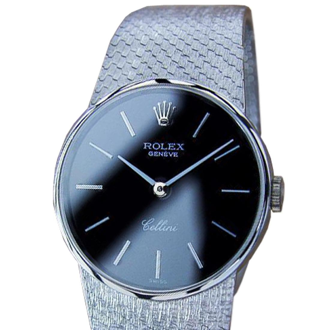 *Rolex Cellini Ladies Swiss Made 1973 18k Solid Gold