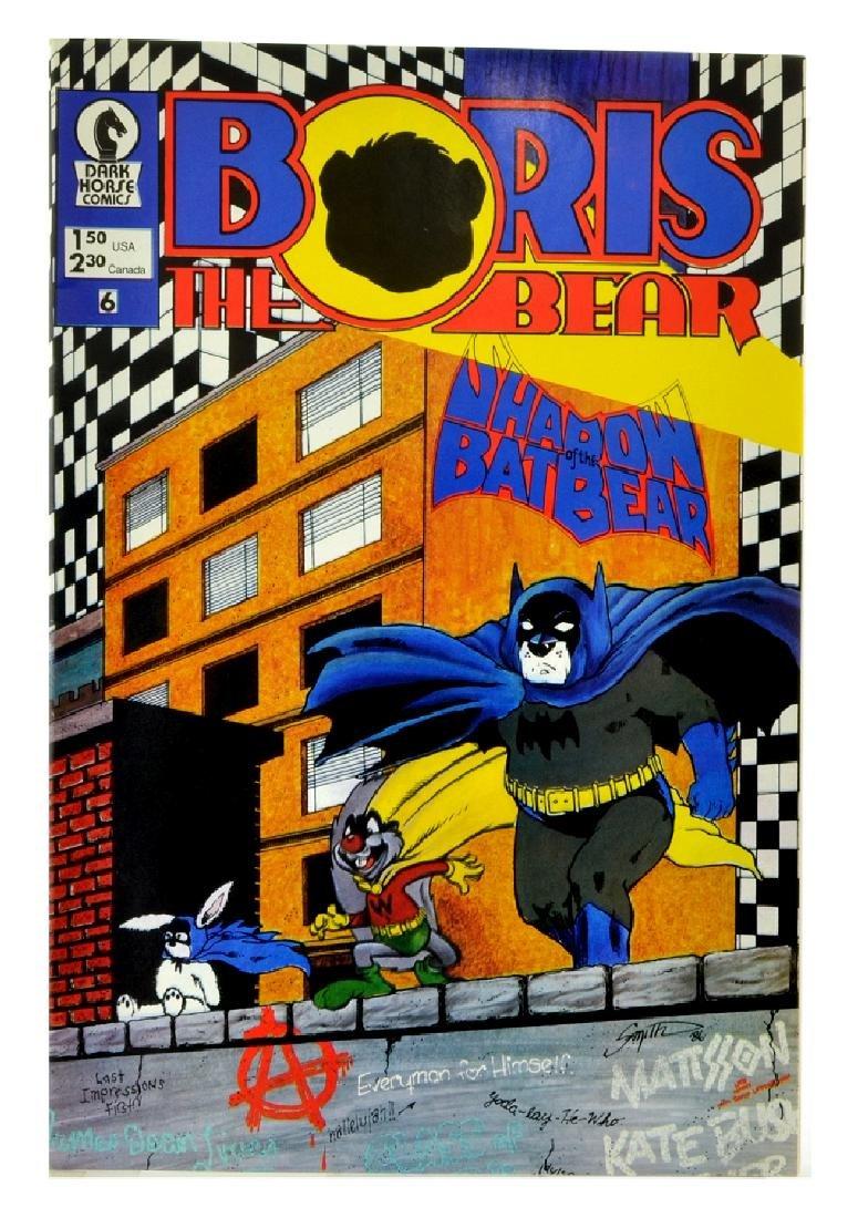 Boris the Bear (1986) Issue 6