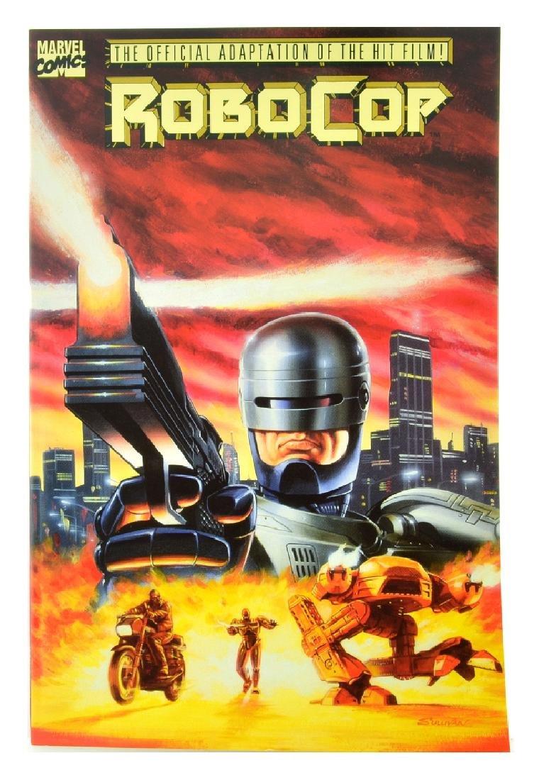 Robocop (1990) Issue Deluxe Edition  1