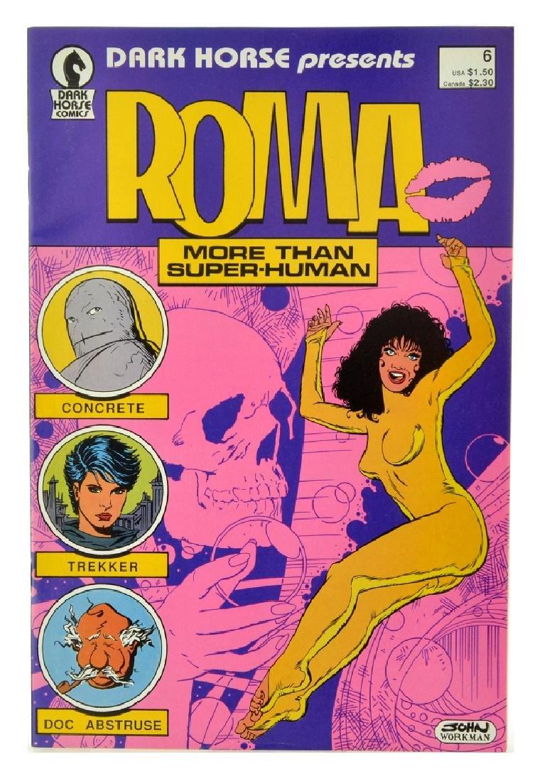 Dark Horse Presents (1986) Issue 6