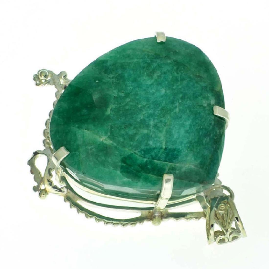 APP: 9.4k Fine Jewelry Designer Sebastian 280.76CT Pear