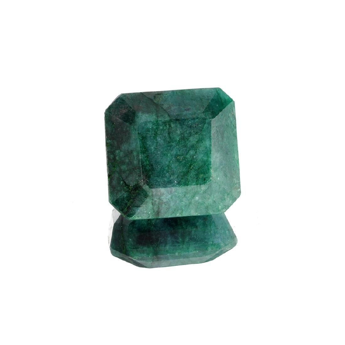 APP: 5.9k 78.76CT Rectangular Cut Green Emerald