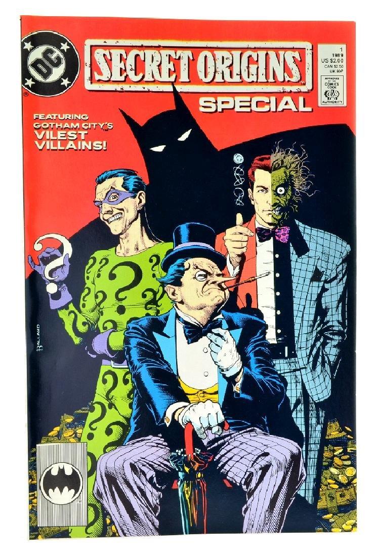 Secret Origins Special (1989) Issue 1