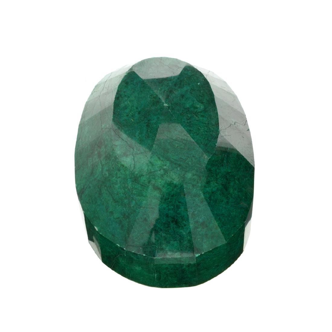 APP: 11.7k 3,907.50CT Oval Cut Green Beryl Emerald