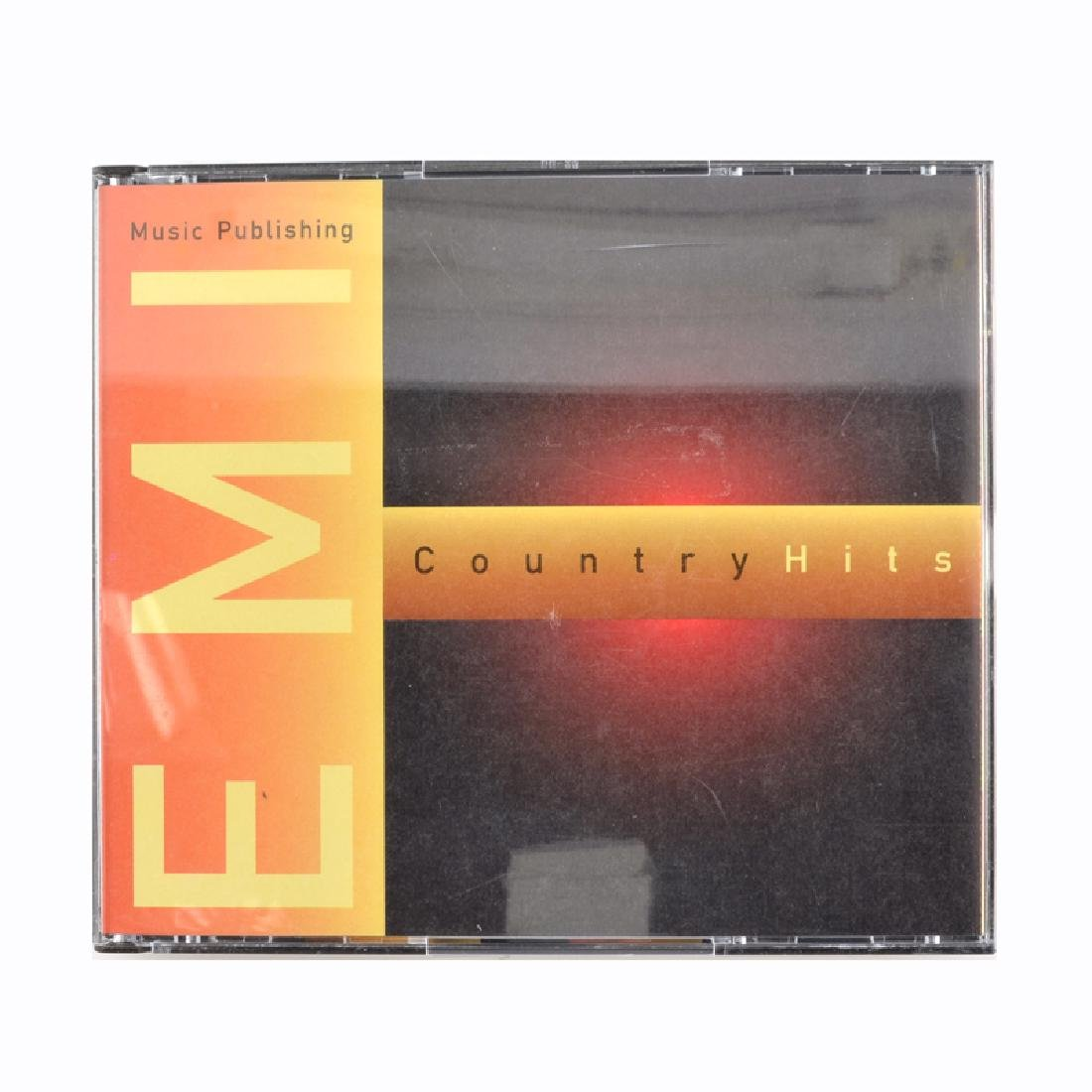 EMI Music Publishing, Country Hits 4 CDs Set