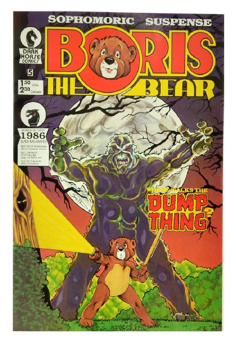 Boris the Bear (1986) Issue 5