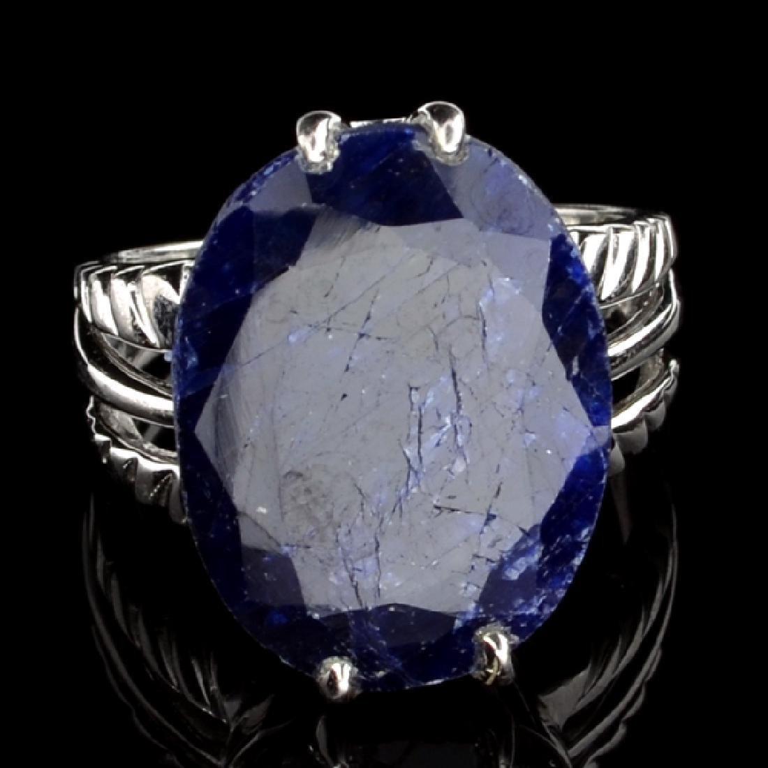 APP: 1.1k Fine Jewelry Designer Sebastian 14.00CT Oval