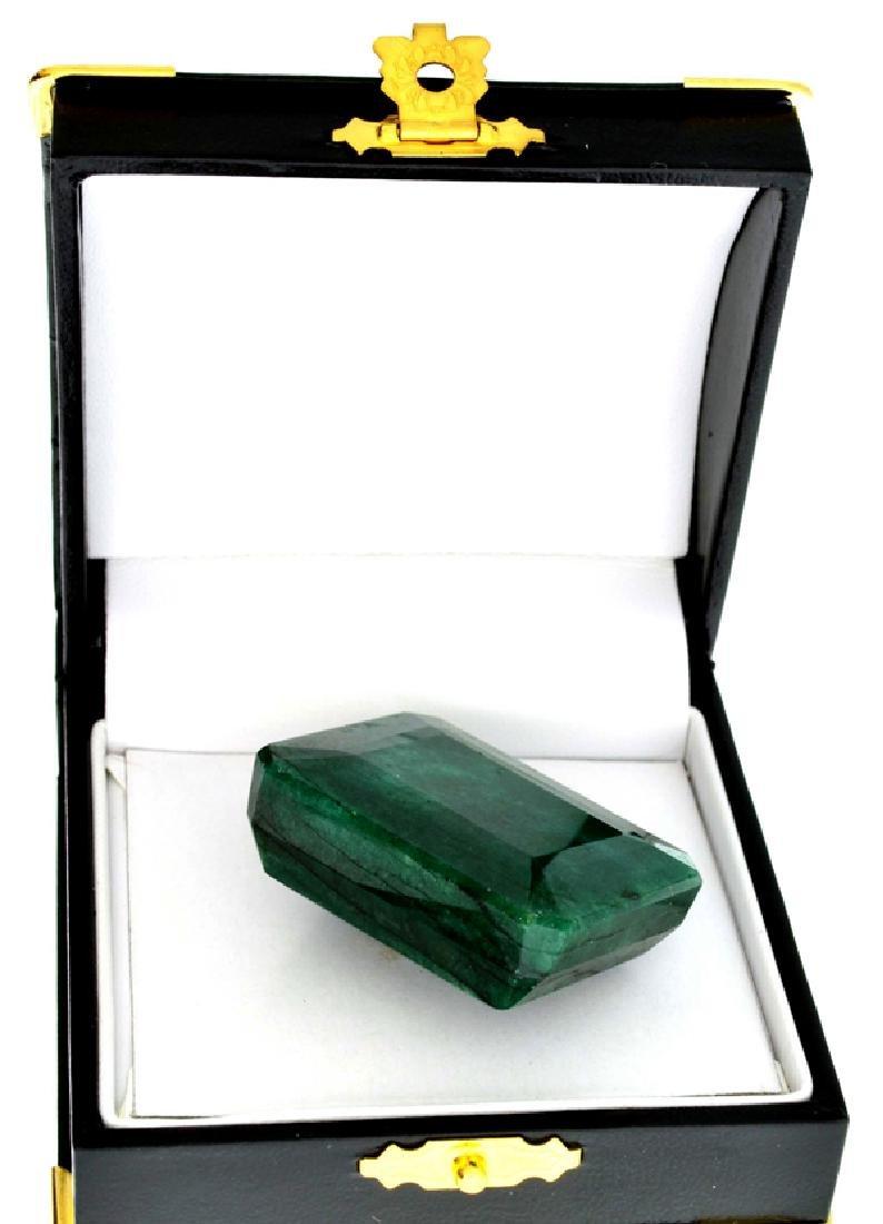 APP: 4.8k 183.60CT Emerald Cut Green Beryl Gemstone