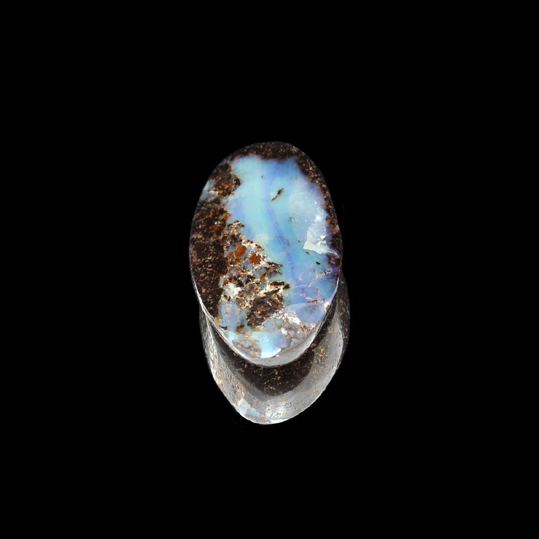 Gorgeous 24.95CT Rare Boulder Opal Gemstone