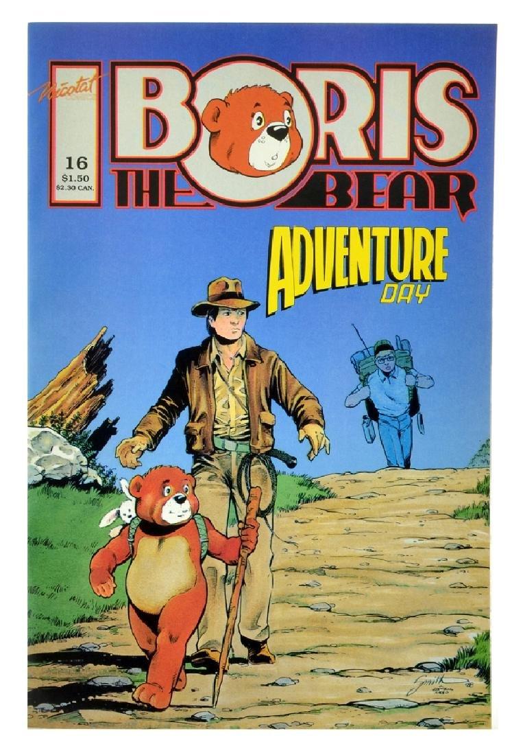 Boris the Bear (1986) Issue 16