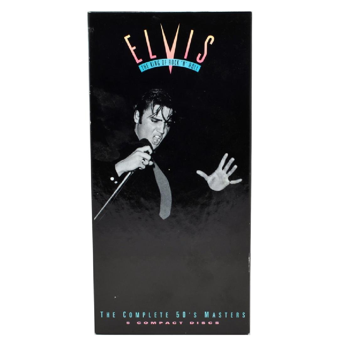 Elvis: The King Of Rock 'N' Roll: The Complete 50's