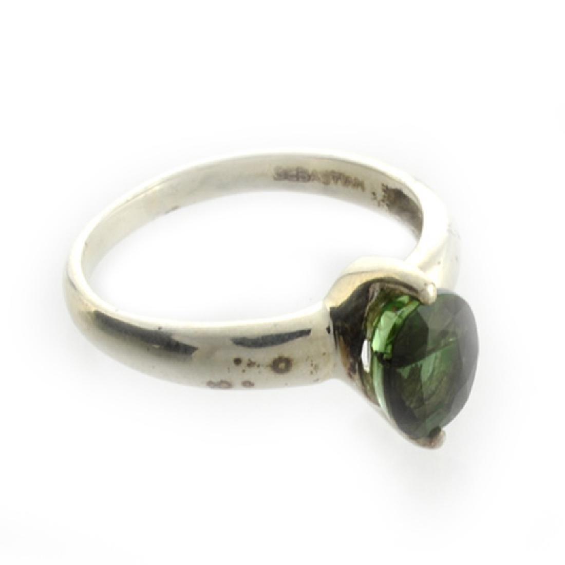 APP: 2.4k Fine Jewelry Designer Sebastian 1.84CT Oval