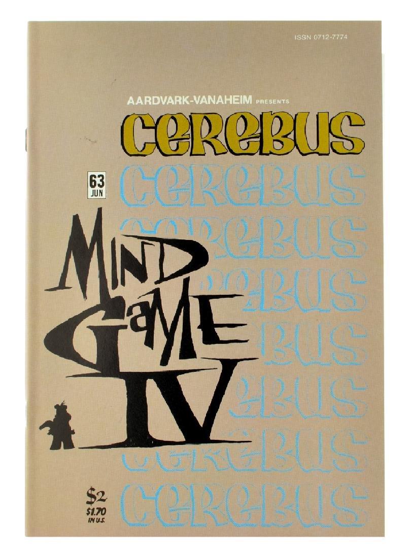 Cerebus (1977) Issue 63