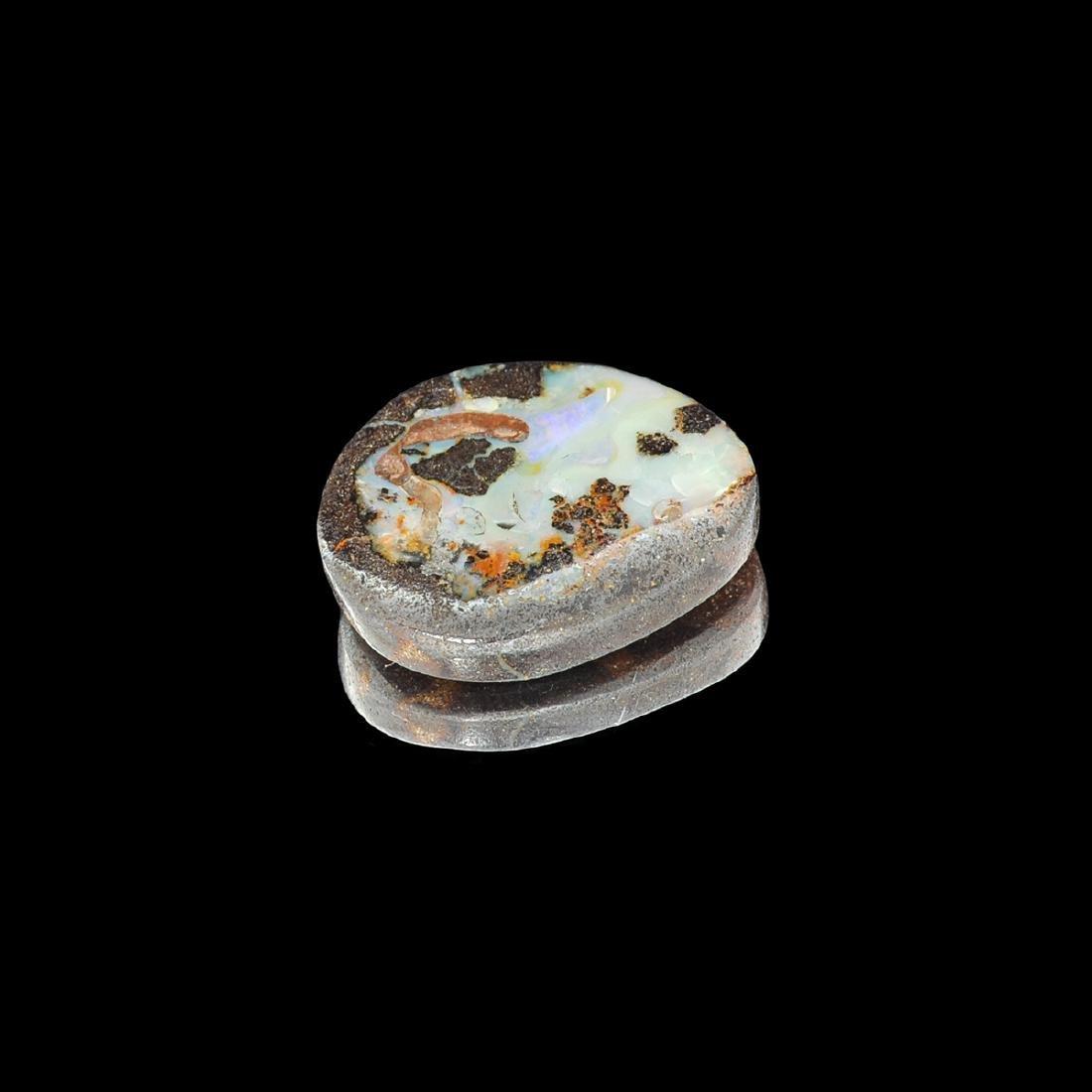Gorgeous 17.50CT Rare Boulder Opal Gemstone