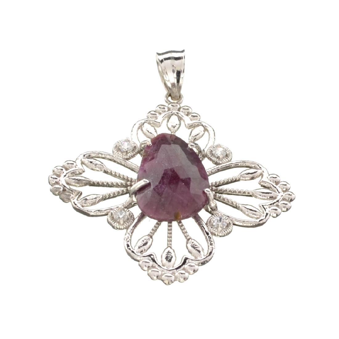 APP: 1.2k Fine Jewelry Designer Sebastian, 6.30CT Ruby