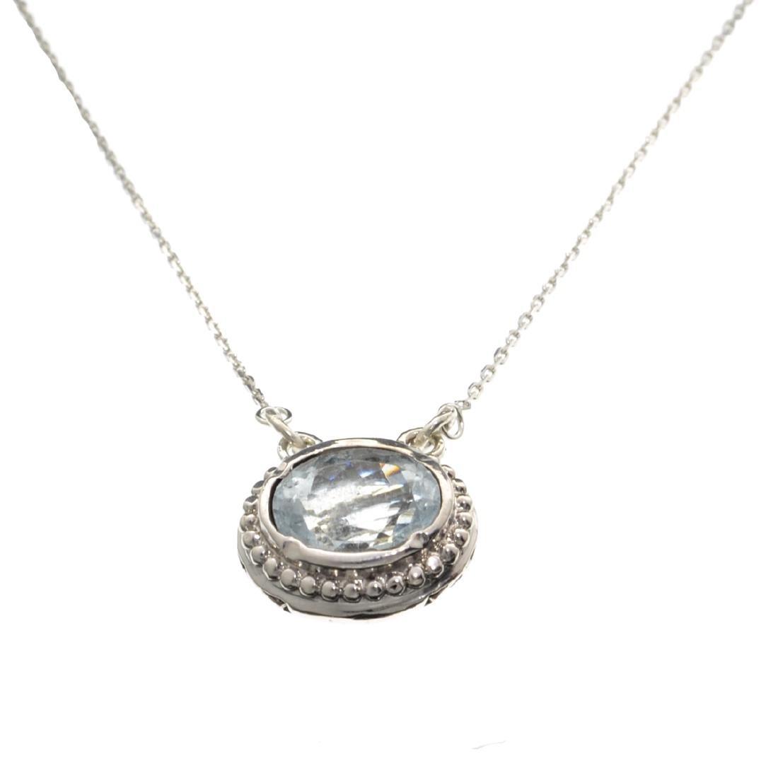 APP: 1.4k Fine Jewelry Designer Sebastian 2.60CT Oval